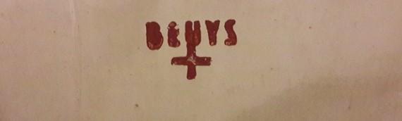 Auf Beuys' Spuren.. in Krefeld und weiter
